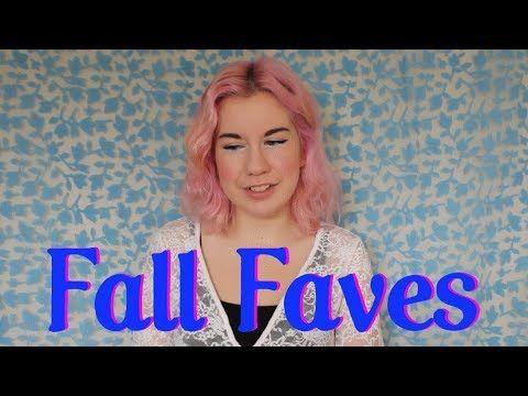 Fall Favorites 2017!