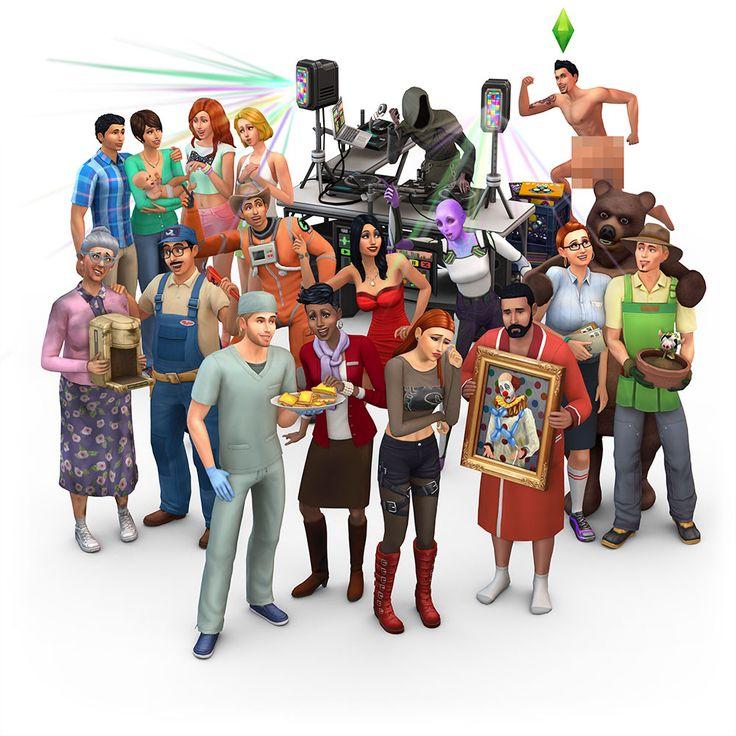 Los Sims - Noticias - Sitio oficial