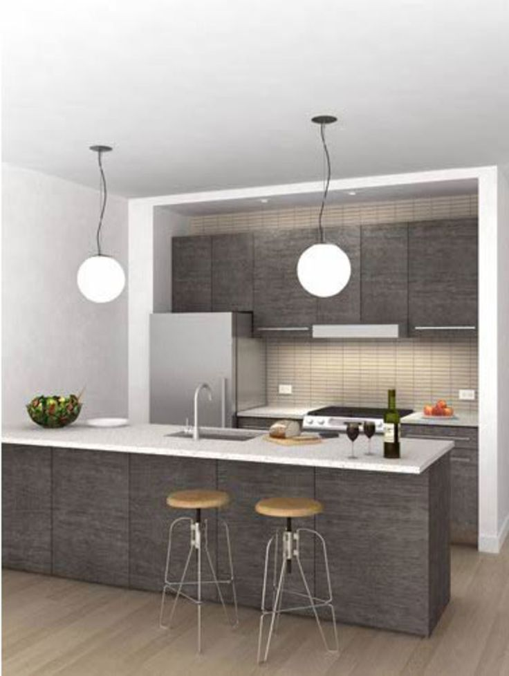Best 25 condo design ideas on pinterest - Modern small kitchen decoration ...