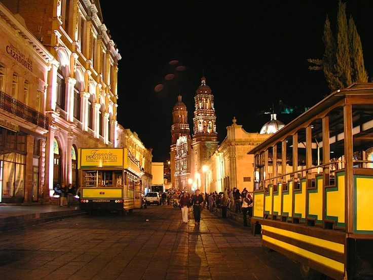 Zacatecas ,Zacatecas : a World Heritage City
