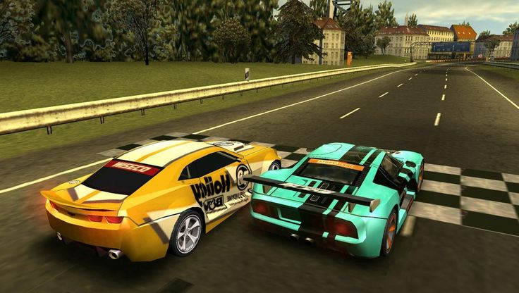 Need for Speed ProStreet video Game Images