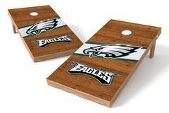 Philadelphia Eagles Single Cornhole Board - Logo