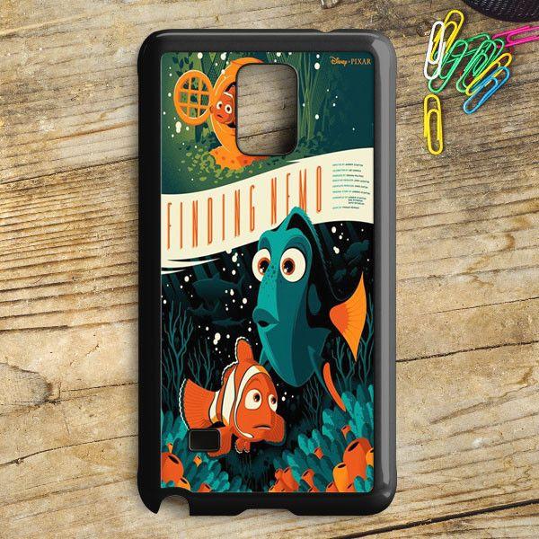 Finding Nemo Address Samsung Galaxy Note 5 Case | armeyla.com