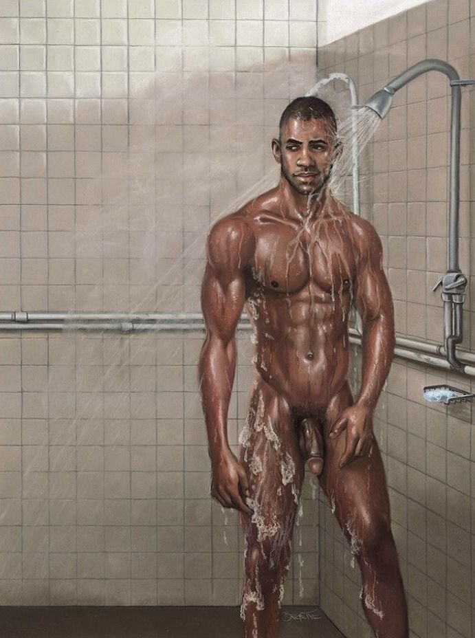 Gay Black Cartoons  Art Work In 2019  Art, Cartoon Art -1218