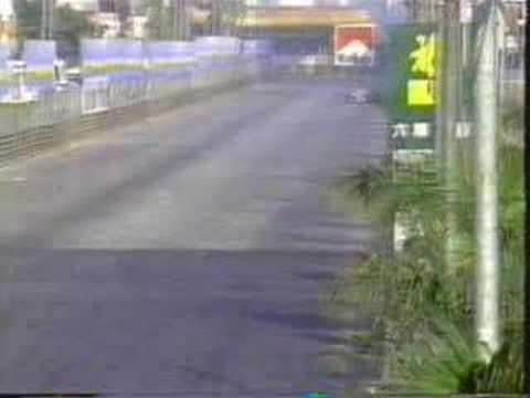 Macau F3 1990: Mika Hakkinen vs Michael Schumacher