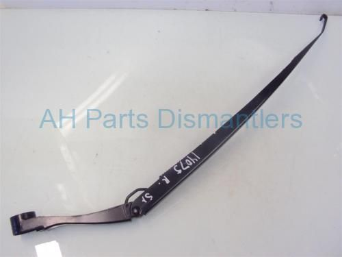 Used 2007 Acura TL Passenger WIPER ARM used  . Purchase from https://ahparts.com/buy-used/2007-Acura-TL-Windshield-Passenger-WIPER-ARM-used/83704-1?utm_source=pinterest