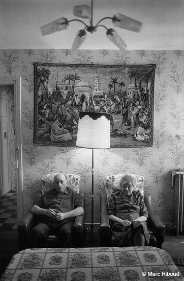 Marc Riboud  //  France  -  Villeurbanne, 1983