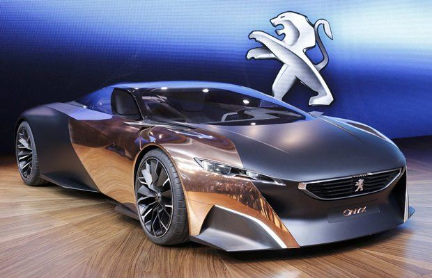 peugeot onyx for a peugeot its a nice looking car. Black Bedroom Furniture Sets. Home Design Ideas