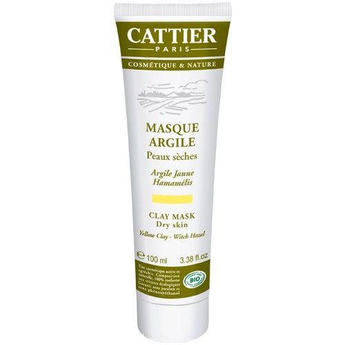 masque l 39 argile jaune cattier masque argile peau grasse et argile verte