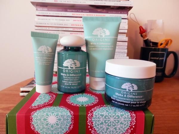 The Cosmetics Company Outlet Haul. Origins Make a Difference Skinvare - Let's talk beauty - A British Beauty Blogger