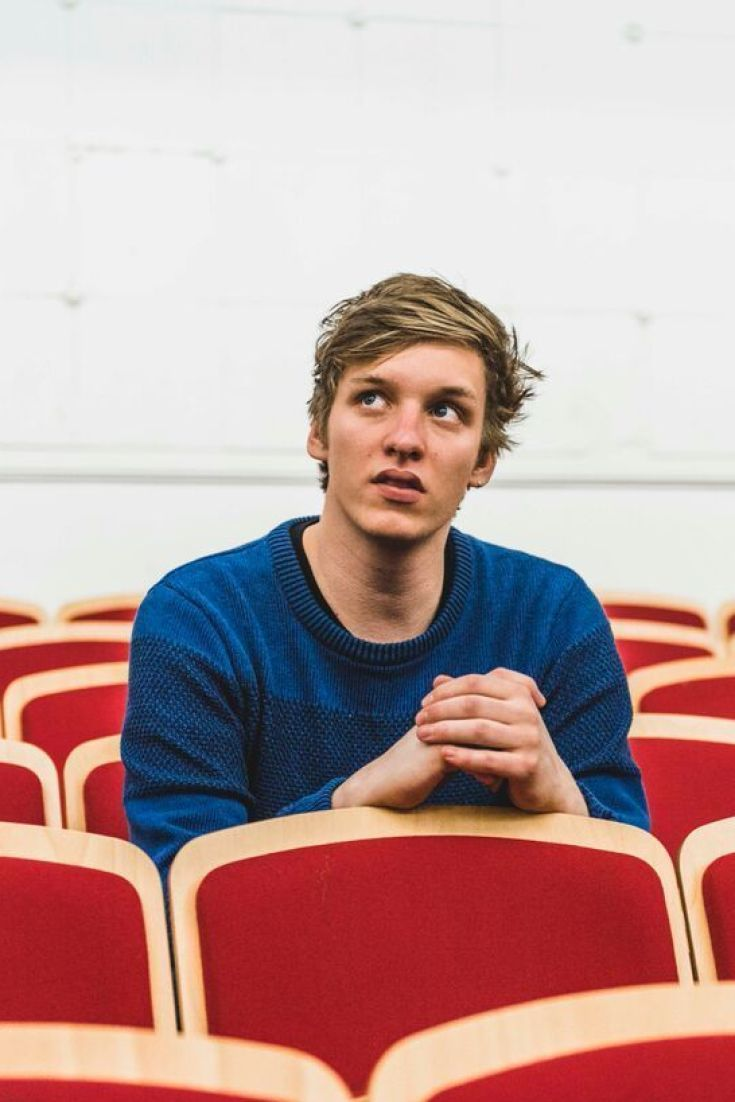 George Ezra 'Barcelona' Video Premieres, Exclusively On HuffPost UK (WATCH)   I WAS LITERALLY LAUGHING LIKE A LOON AT HOW CUTE THIS WAS