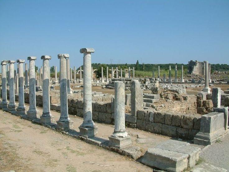 10 Day tour of Gallipoli, Troy, Ephesus, Priene, Miletus, Didyma, Pamukkale, Antalya & Cappadocia: http://www.allistanbultours.com/10-day-tour-gallipoli-troy-ephesus-priene-miletus-didyma-pamukkale-antalya-cappadocia/