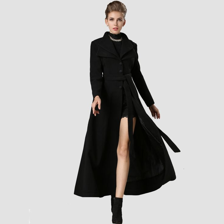 12 best Long Coats for Women images on Pinterest