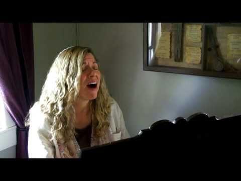 Kathi Wilson -- 'Mighty Rushing Breath of God' Christian Soaking Praise and Worship Music