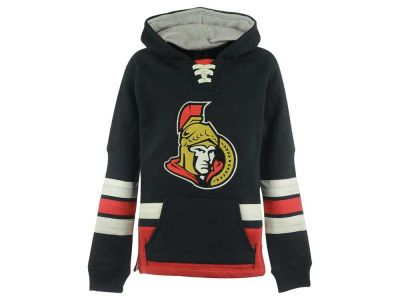 Ottawa Senators NHL CN Youth Retro Skate Hoodie
