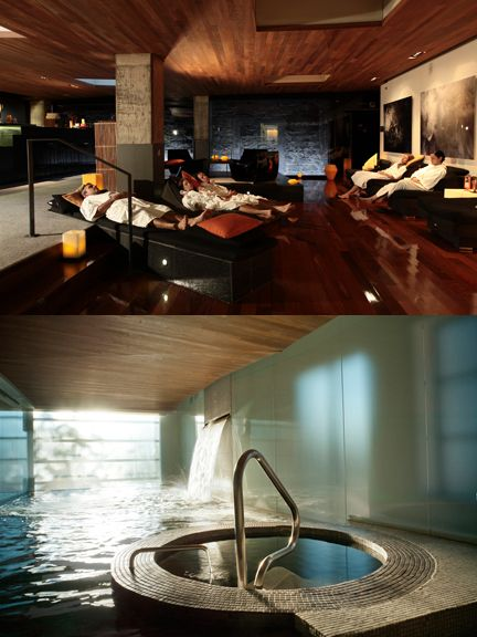 17 best images about s p a l u x u r y s k i n c a for Spa scandinave vieux montreal
