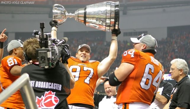 The BC Lions Football Club announced this morning that defensive lineman Brent Johnson, the club's all-time leader in quarterback sacks and three-time CFL All-Star, has retired.    Read more: http://bit.ly/zUyq7h