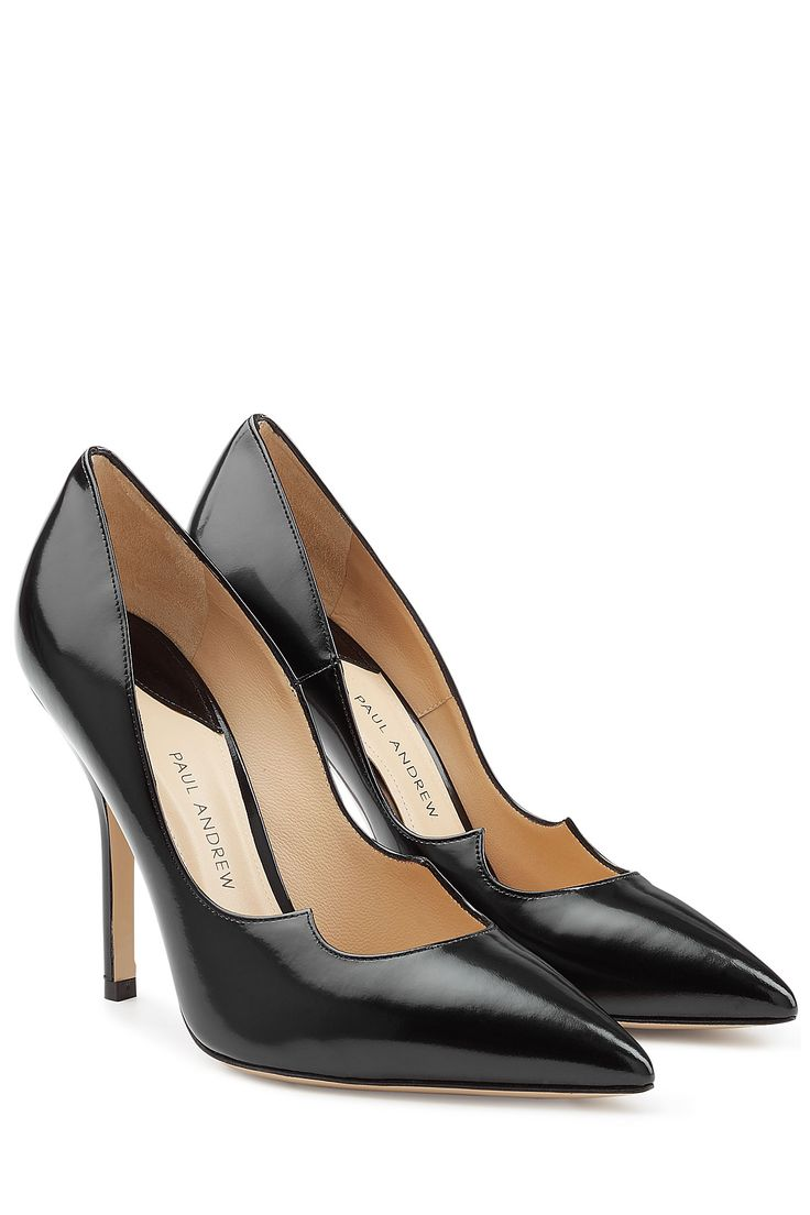 Paul Andrew Leather Pumps Gr. IT 36 | STYLEBOP saved by #ShoppingIS