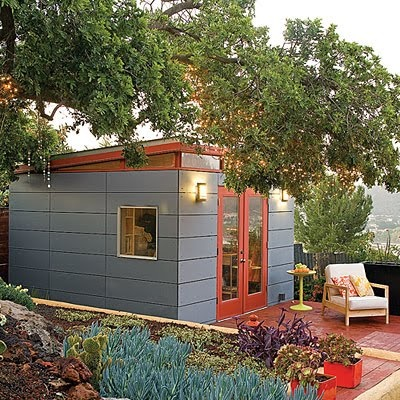 Modern Shed Awesome Design