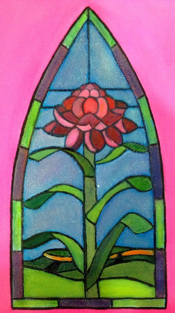 This is a lead light commission design for a delightful little chapel in the Kanimbla Valley in NSW