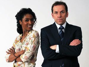 'Death in Paradise' Sara Martins interview: 'Ben Miller is my hero'  - DigitalSpy.com
