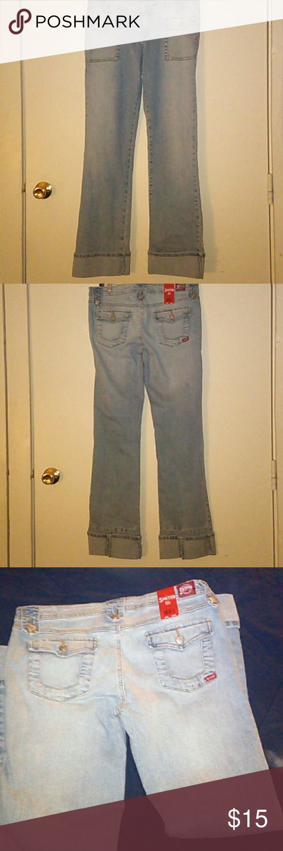 Smith's stretch jeans Brand new pair of Smith's brand jeans. Jeans Straight Leg