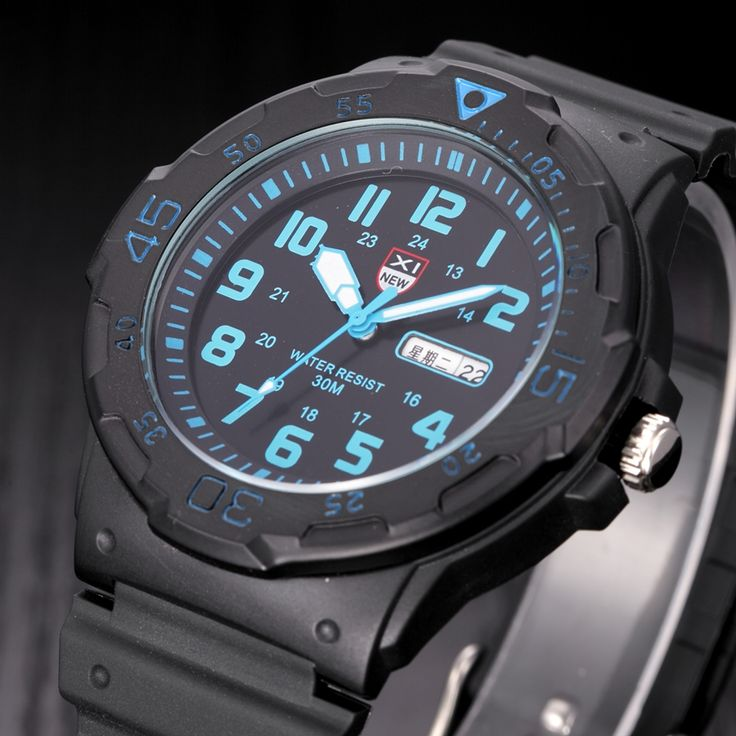 13.99$  Watch now - http://alint2.shopchina.info/1/go.php?t=32671475287 - XINEW Luxury Brand Mens Sports Watches Dive 30m Digital Military Army Gifts Watch Men Fashion Casual Date Wristwatches Hot Clock  #aliexpresschina