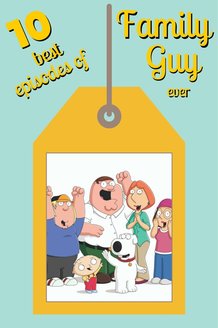 Giggity! The 10 funniest episodes of Family Guy. They also happen to be classics. Chicken fight, anyone? (Picture courtesy of Twentieth Century Fox.)