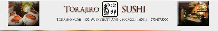 Torajiro Sushi Online Ordering