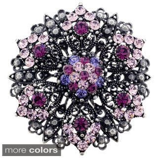 Shop for Amethyst Purple Flower Wedding Pin Brooch and Pendant. Free Shipping on orders over $45 at Overstock.com - Your Online Jewelry Shop! Get 5% in rewards with Club O! - 15844518