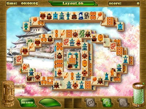 Play Mahjongg Artifacts 2 and remember why you fell in