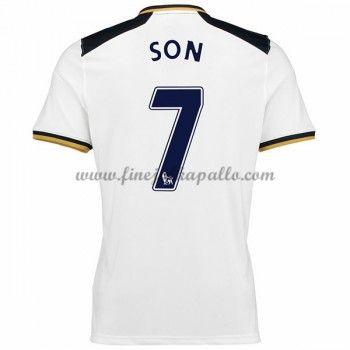 Jalkapallo Pelipaidat Tottenham Hotspurs 2016-17 Son 7 Kotipaita