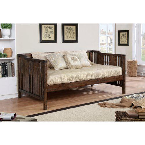 Found it at Wayfair - Webb Transitional Daybed