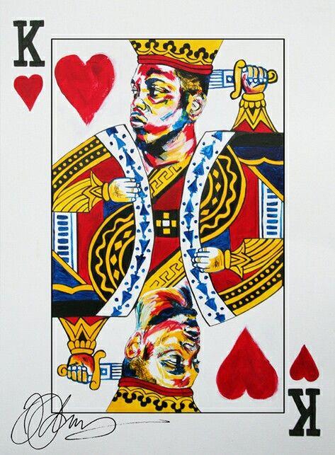 King Kendrick Lamar of Hearts ❤️