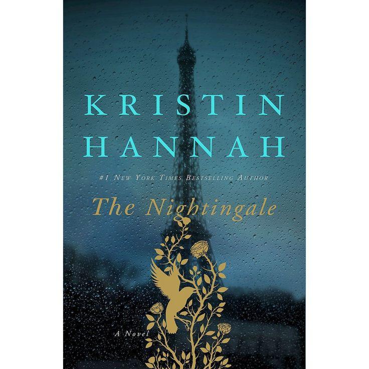 The Nightingale by Kristin Hannah (Hardcover) by Kristin Hannah – Books