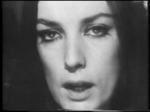 """1967 Манчестер и Ливерпуль... Программа """"ВРЕМЯ"""" :-)) поёт Мари Лафоре"""