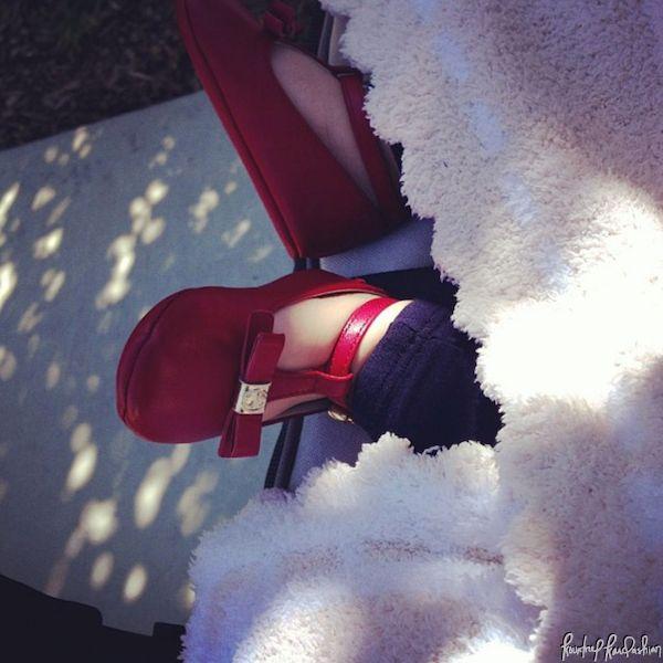 Valentine's Shoes! | Kourtney Kardashian