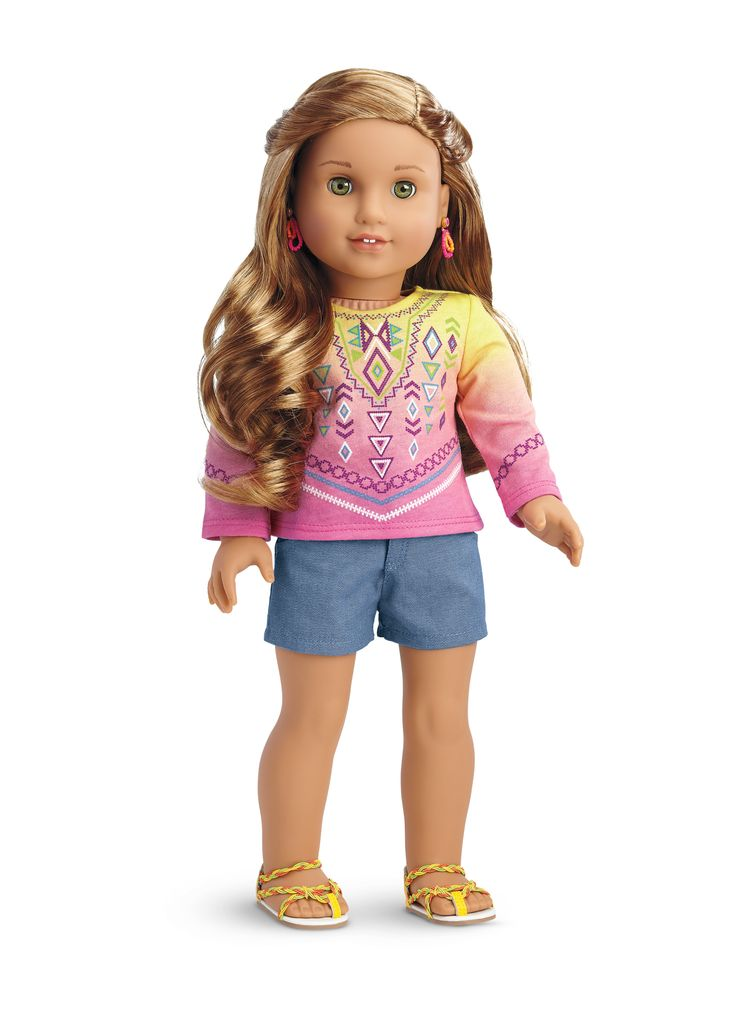 Image result for american girl h8ike outfit