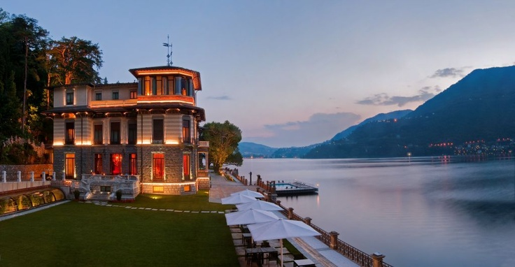 lake Como - ha, just visited :)