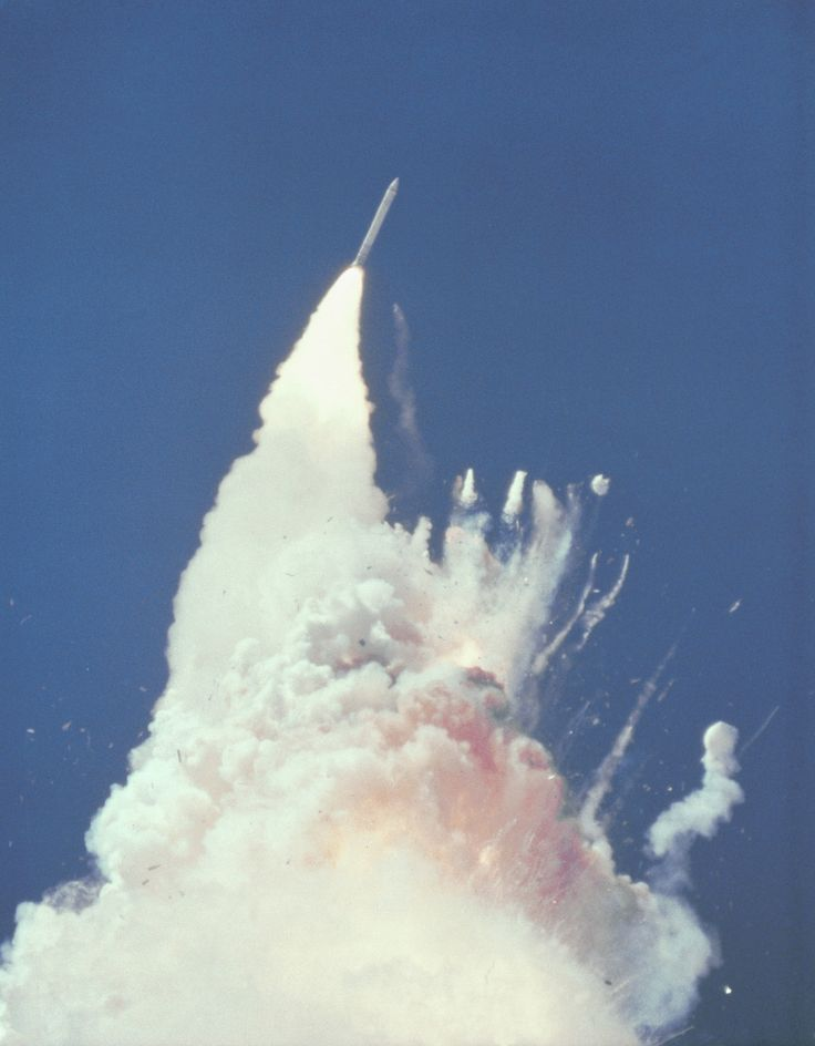 Challenger Rocket Booster | by NASA on The Commons