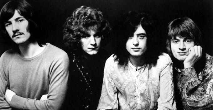 """Acusan a Led Zeppelin de plagio por """"Stairway to Heaven"""""""