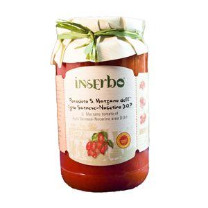 Tomates San Marzano DOP BIO | Vente en ligne de produits italiens