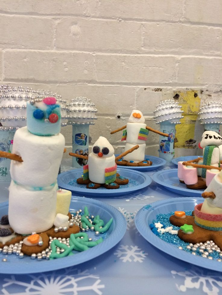 Some more amazing snowman creations