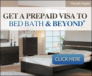 Free Bed Bath & Beyond Gift Card http://azfreebies.net/free-bed-bath-beyond-gift-card/