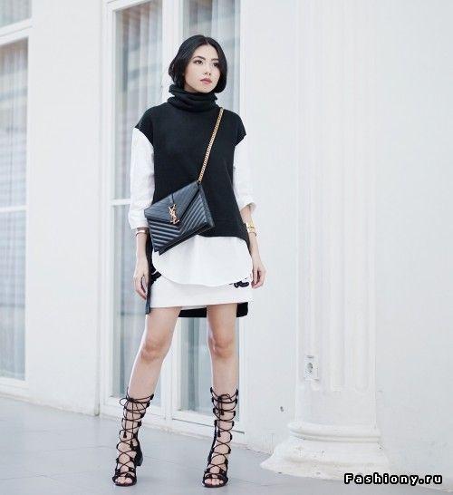 Her sense of style: Olivia Lazuardy
