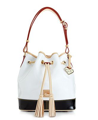 Dooney  Bourke Handbag, Patent Drawstring Hobo - Dooney  Bourke - Handbags  Accessories - Macy's