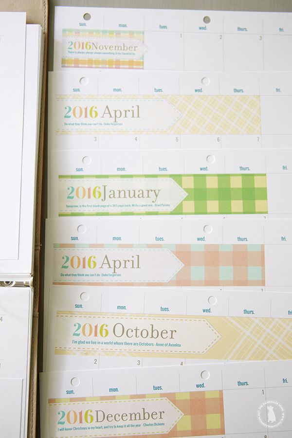 125 best images about printable calendars on Pinterest Free - free printable calendar