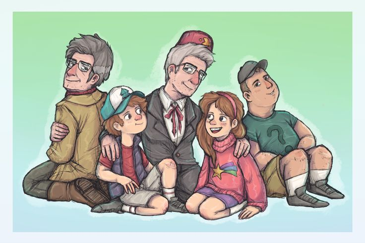 The happy Pines family was all I was hoping for and they ARE happy! The finale was so amazing! I was cryin and screamin, and laughin, and cryin. It was good. - by LavenderDreamer13 on tumblr http://lavenderdreamer13.tumblr.com/post/139439717605/the-happy-pines-family-was-all-i-was-hoping-for gravity falls pines