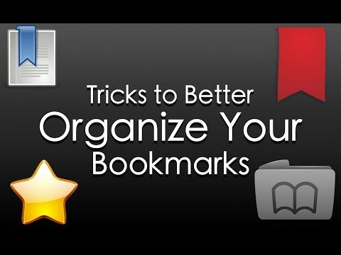 In this tutorial I show you how to add folders to your bookmark toolbar in Firefox. For me this has been a huge help in organizing my most important bookmark...
