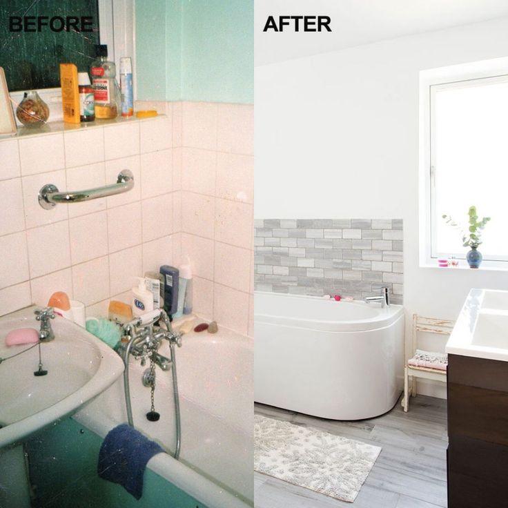 En Suite Bathrooms For Small: 66 Best En-Suite Bathrooms Images On Pinterest